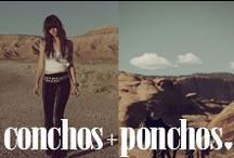 Conchos and ponchos  / by Spell & the Gypsy Collective