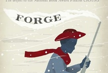 FORGE / by Laurie Halse Anderson