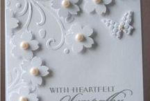 CARDs - White on White