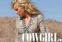 COWGIRL / by Spell & the Gypsy Collective