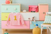Caelen & Evynn's Big Girl Room / My gorgeous little girls sharing a room.