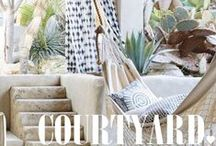 COURTYARD / by Spell & the Gypsy Collective