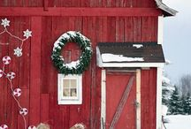Christmas Warm and Rustic