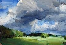 art landscapes / by Anna Hertzog
