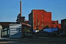 art cityscapes / by Anna Hertzog
