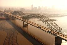 Memphis...born & raised / by Dana Osborn