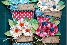 CARDs - Flower Pot etc.