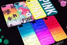 Phones & Phone Cases  / by Courtney Amero
