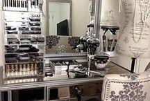 Vanity Ideas & Walk in closet  / by Courtney Amero