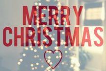 Winter & Christmas. / by Courtney Amero