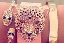 Jewelry. / by Courtney Amero