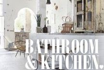 BATHROOM & KITCHEN / by Spell & the Gypsy Collective