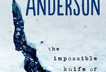 THE IMPOSSIBLE KNIFE OF MEMORY / Devoted to my new YA, THE IMPOSSIBLE KNIFE OF MEMORY, that will be published on Jan. 7, 2014. / by Laurie Halse Anderson