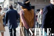 STYLIN' / by Spell & the Gypsy Collective