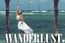 WANDERLUST / Getaway  / by Spell & the Gypsy Collective