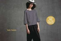 Japanese Crafts and Style / Zakka crafts, clothing patterns and more