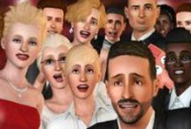 The Sims / by Kristen