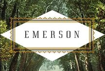 Ralph Waldo Emerson / by Renee' Myers