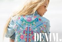 DENIM / denim <3 / by Spell & the Gypsy Collective