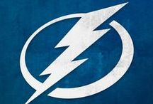 The Boys in Blue / Tampa Bay Lightning Hockey  / by Michelle Roberts