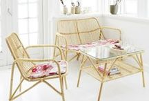 Rotin / #rattan #rotin #deco #design #decoration #home #decor #styling #stylisme #interior #casa #decoracion #decoracao