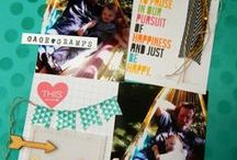 Ahhh. Stampin' Up! w/PL iDeas Pocket Pages