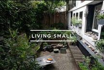 Tiny Homes / by Sarah Jinkins