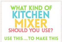 Cooking Basics / by Sarah Jinkins