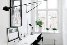 K O N T O R / Home office design