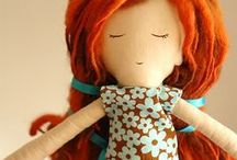 Dolls and Plushies / by Two Stripes