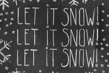 Seasons: Winter & Christmas / by Jay Becca