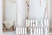 DREAM BOUTIQUE / by Spell & the Gypsy Collective