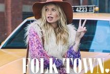 FOLK TOWN / by Spell & the Gypsy Collective