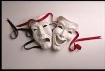 Masks - Venezian and african* masks / by Antonia Olivares Rodrigues