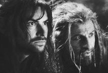 The Lord Of The Rings and Hobbit /