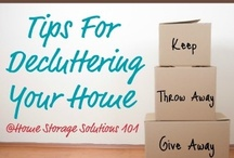Catch All Tips / Brainy ideas for a better way of living...  / by Kat