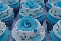 Yummy Flowers / Delicious Flower themed recipes and tasty edible flower pics