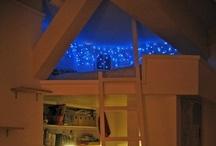 Small Living / Small studio apartments decor, sleeping lofts etc.
