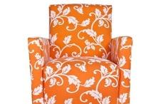 Hermes Orange / Tangerine Home Decor / by Linda