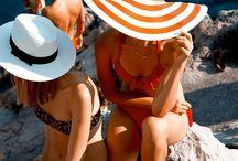 À la plage / N'est ce pas l'un des endroits où est le mieux? Alors, tous à la plage !  Et au retour, pour réparez votre peau, pensez à l'huile visage de graines de pin maritime  ESHOP www. oceopin.com/shop