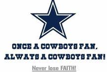 Love them Cowboys! / by MaryAnn