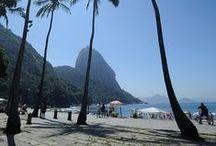Rio de Janeiro / by Sunny Lu