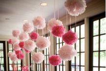 Ideas con pom poms