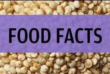 Food Facts / It's important to know what you are putting in your body. This is an educational board meant to inform you about toxic ingredients, healthy ingredients, and more. As they say, you are what you eat!