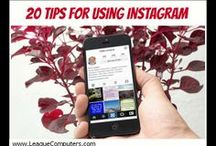 Instagram Tips & Resources / Instagram marketing, tips, resources and strategy for small business owners and solo-preneurs
