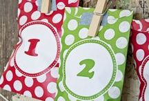 Advent Christmas Calendars / The many ways to count down to Christmas day!