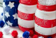 Thrifty Summer Party Tips / From Memorial Day to 4th of July to block parties this board has patriotic decor, party food ideas, summer drinks, grill party ideas and anything related to celebrating summer and the holidays in it!