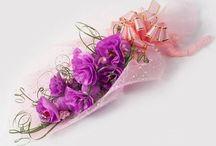 Flores de chocolate!!