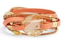 Ways To Wear Color:: Orange / Juicy orange items to enhance your wardrobe