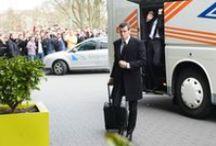 "Real Madrid @ ATLANTIC Essen / Champions League on ""Schalke"""